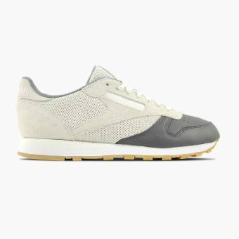 Reebok CL Classic Leather LS CHALK ALLOY WHITE (BS5080) grau