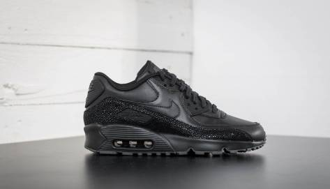 Nike Air Max 90 SE Leather (859560-002) schwarz