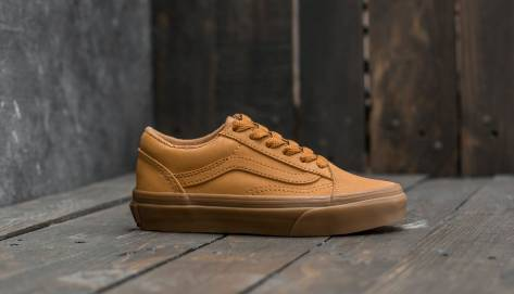 vans old skool damen braun