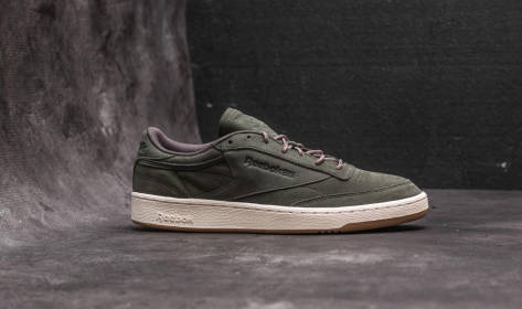 Reebok Club C 85 WP (BS7856) grün