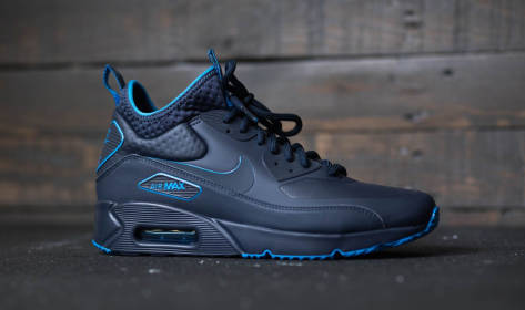 Nike Air Max 90 Ultra Mid Winter SE (AA4423-400) blau