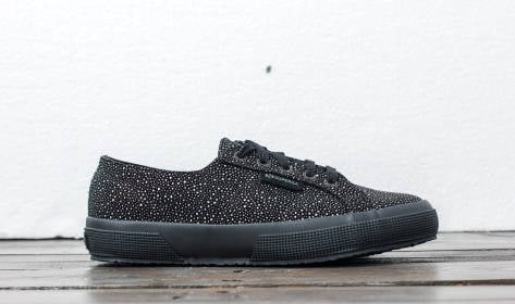 Superga 2750 Synthetic Razza W (S00BFK0 031) schwarz