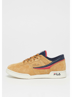 FILA for SNIPES Original Fitness Low spruce yellow (1010407.60H) braun