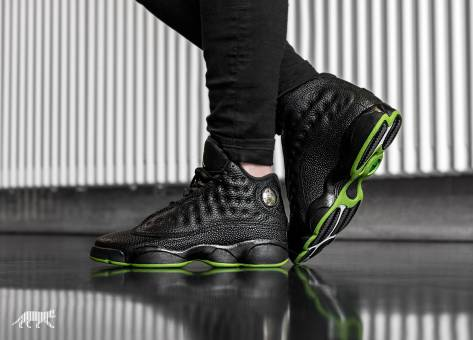 Nike Air Jordan 13 Retro Altitude (414574 042) schwarz