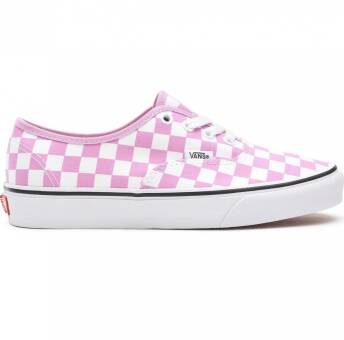 Vans Checkerboard Authentic Sneaker (VN0A348A3XX) pink