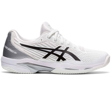 Asics Solution Speed FF 2 Clay (1042A134-100) weiss