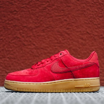 Nike Wmns Air Force 1 07 SE Speed Red (896184-601) rot