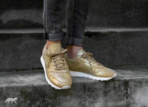 Reebok Classic Leather Shimmer (CN0574) gelb