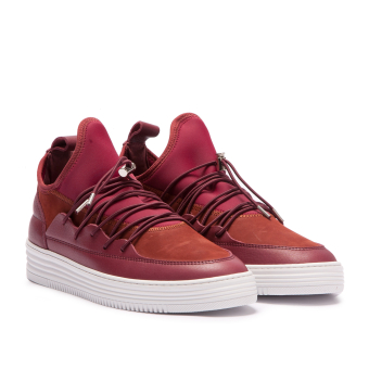 Filling Pieces Low Top Neo Laced (12512451006042) rot