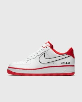 Nike Air Force 1 07 LX Hello (CZ0327-100) weiss