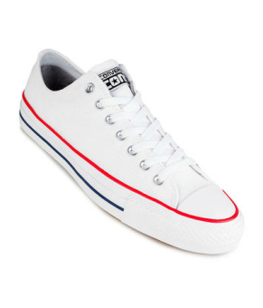 Converse CONS Chuck Taylor All Star Pro Ox (159699C 101) weiss