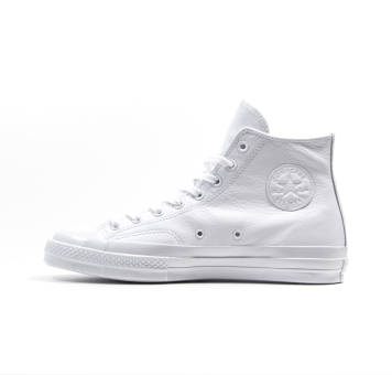 Converse All Star 70s Mono Hi Leather - (155453C) weiss