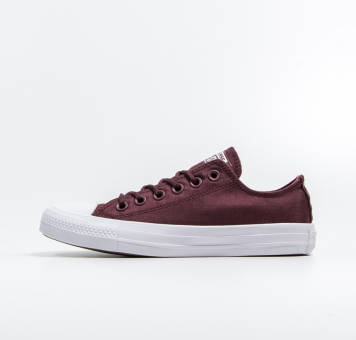 Converse All Star Ox Cordura - Dark Sangria (157595C) rot