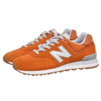 New Balance ML574 orange Freies Verschiffen Perfekt bUipPKDl