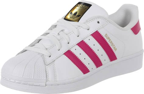 adidas Originals Superstar Foundation kids (B23644) weiss