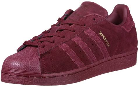 adidas Originals Superstar J (CG3738) rot