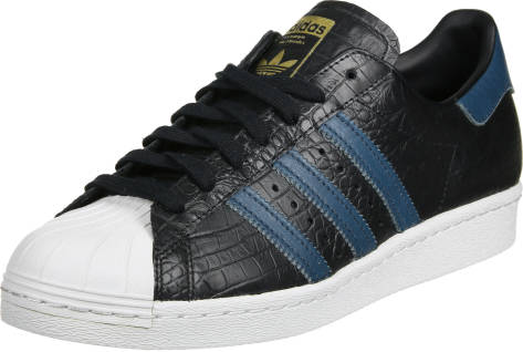 adidas Originals Superstar 80s (BB2228) schwarz