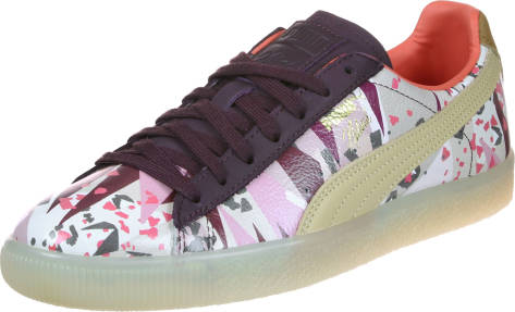 PUMA Clyde NATUREL (364454-01) bunt