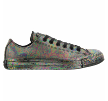 Converse All Star Ox Rubber Oil Slick wmns Black Sneaker (551599C)