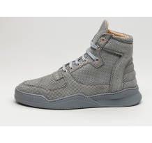 Filling Pieces High Top Transformed Perforated Alam Sneaker (10912251002)