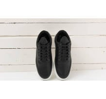 Filling Pieces Low Top Ripple Basic Nappa Black Sneaker (W 251217218610)