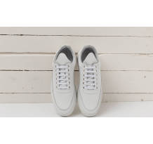 Filling Pieces Low Top Ripple Basic Nappa All White Sneaker (W 251217218550)
