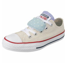 Converse Chuck Taylor All Star Double Tongue Sneaker (660713C)