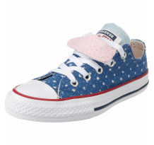 Converse Chuck Taylor All Star Double Tongue OX Sneaker (660714C)