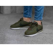 Nike Classic Cortez Leather Sneaker (AV4618 300)