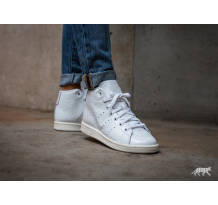 adidas Originals Stan Smith Mid W white Sneaker (BB0109)