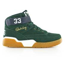 Ewing 33  mid green suede Sneaker (33MID 600)