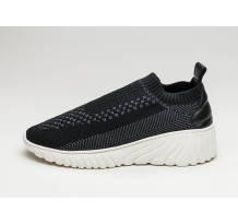 Filling Pieces Roots Runner Knit Sneaker (21121451826)