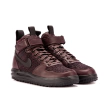 Nike Lunar Force 1 Flyknit Workboot Sneaker (855984-600)