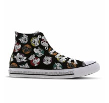 Converse Chuck Taylor All Star Tom & Jerry High Sneaker (165733C)