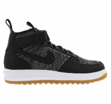Nike Lunar Force 1 Flyknit Workboot Sneaker (855984-001)