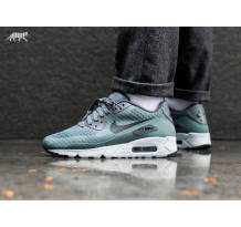 Nike Air Max 90 Ultra Essential Hasta Black Dark Grey Sneaker (819474 300)