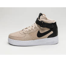 Nike Wmns Air Force 1 07 Mid Premium Sneaker (857666-001)