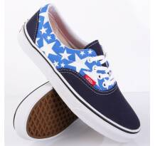 Vans Era Stars Dress Blues White Sneaker (VVHQC49)