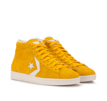 Converse CONS Pro Leather 76 Mid Heritage Suede Pack Sneaker (155339C-700)