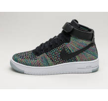 Nike Air Force 1 Ultra Flyknit Mid Sneaker (817420-601)