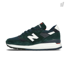 New Balance M998 CHI - Green Sneaker (521231-60-6)