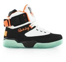 Ewing slam magazine x  33 limited collabo Sneaker (33 HI 1044 BLACK /WHITE /ORANGE)