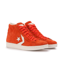 Converse CONS Pro Leather 76 Mid Heritage Suede Pack Sneaker (155338C-620)
