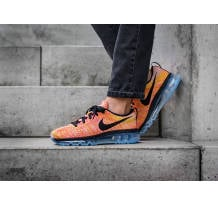Nike Wmns Flyknit Air Max Sneaker (620659-406)
