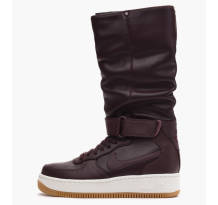 Nike Wmns Air Force 1 Upstep Warrior Sneaker (860522-600)