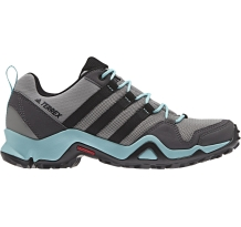 adidas Originals Terrex AX 2R Damen Outdoorschuhe Trail Running grau blau Sneaker (BB4623)