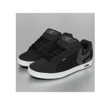 Etnies Fader Low Top Sneakers Black/White/Silvercolor Sneaker (4101000203983)