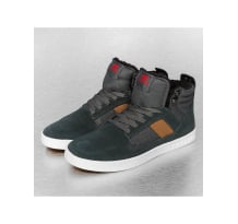 Supra Bandit forest green tan red Sneaker (S39047-FOR)