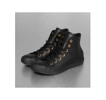 Converse Chuck Taylor All Star Hi Sneakers Black/Goldencolored/Black Sneaker (555962CBLKGLBLK)