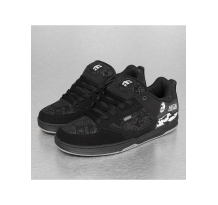 Etnies Metal Mulisha Cartel Black Skulls Sneaker (4107000426/894)
